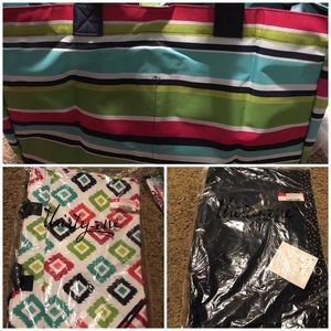 Thirty One Soft Utility Tote